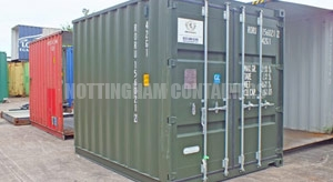 Nottingham 10ft Shipping Container Sales