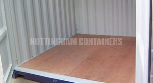 10ft Container Sales Nottingham