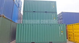 Nottingham 20ft Container Sales