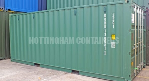 20ft Container Sales Nottingham
