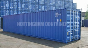 Nottingham 40ft Container Sales