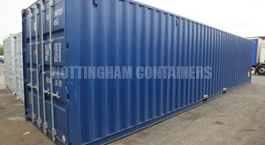 40ft Container Sales Nottingham