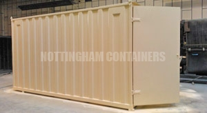 16ft Custom Containers Nottingham
