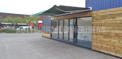 Container Awnings Nottingham