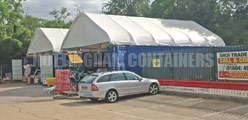 Container Canopies Nottingham