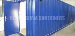 Container Doors Nottingham