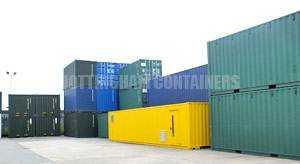 Nottingham Container Sales