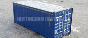 Open Top Specialised Container Nottingham