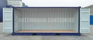 Side Opening Specialised Container Nottingham