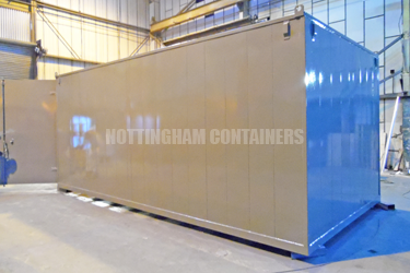 MOD Tunnel Storage Container